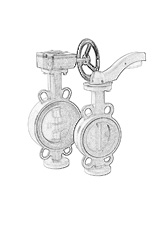 Butterfly valve Test Report