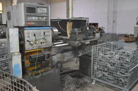 Butterfly valve CNC machining center
