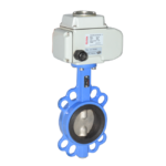Analysis of common faults of the newly installed electric butterfly valve.