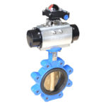 How to solve the problem of pneumatic valve opening and closing jitter?