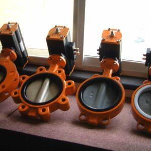 Butterfly valve manufacturer