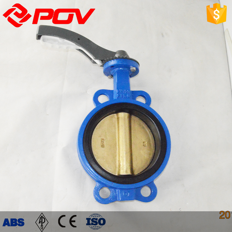 Butterfly valve Selection method