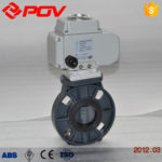 Introduction of PVC butterfly valves.