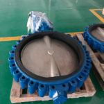 butterfly valve jis standard 5k Flange standard