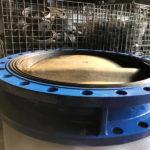 butterfly valve jis standard 10k Flange standard