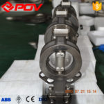 Introduction of high performance butterfly valves.